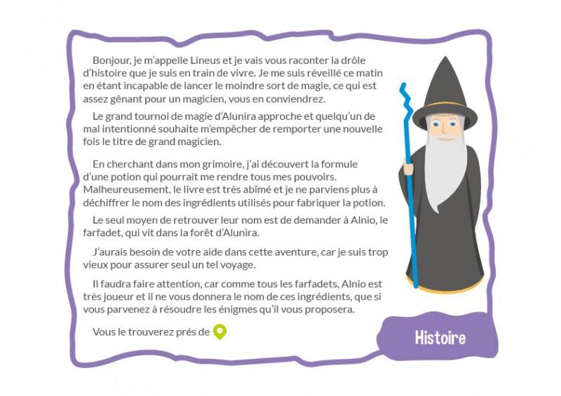 Bien connu Lineus le magicien - 6-7 ans - Zalunira France DC75